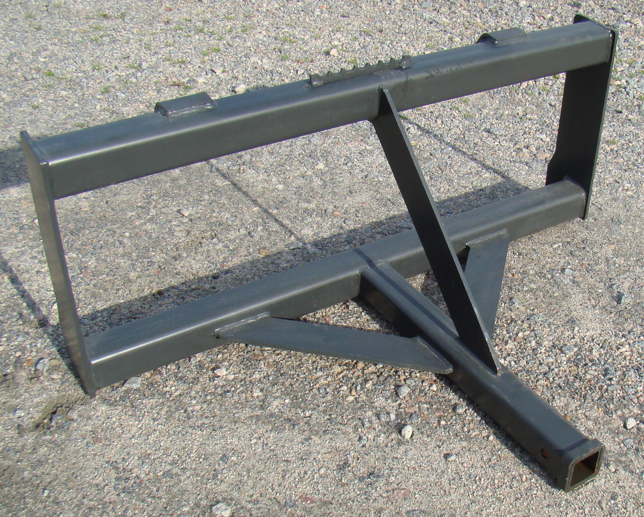 TRA Trailer Mover With Universal Skid Steer Mount Belco Resources - Picnic table mover